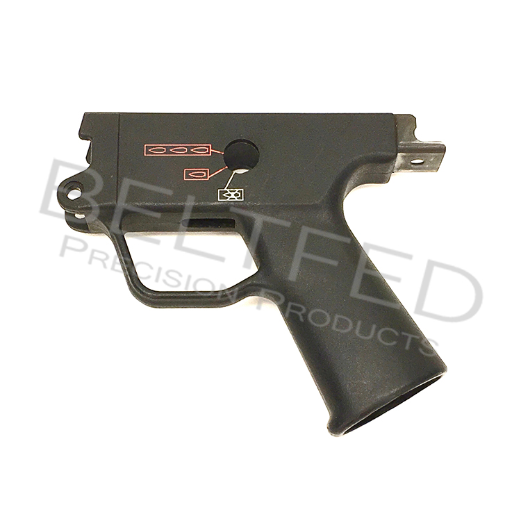 HK MP5 AMBI Burst Lower 0, 1, 3 Housing USED (Limited Supply)